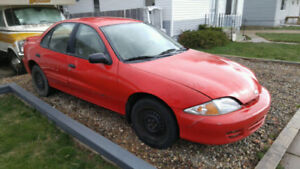 Great 2000 chevrolet cavalier for sale!
