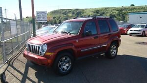 2007 Jeep Liberty LIMITED SUV, Crossover