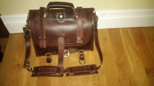 THE BEST High Quality hand made leather briefcase ever made