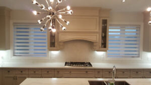 SPECIAL DISCOUNTS ON ZEBRA BLIND, ROLLER SHADES , SHUTTERS