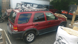 2006 Ford Esacpe AWD Need Sold No Start Quick Sell