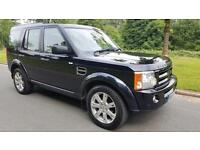 LAND ROVER DISCOVERY 3 2.7TD V6 AUTO HSE, EXSTENSIVE SERVICE HISTORY