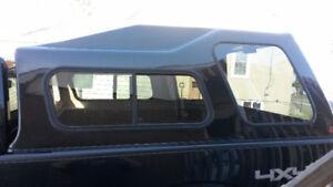 Black topper for Chevrolet truck