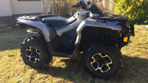2014 can am outlander 1000xt