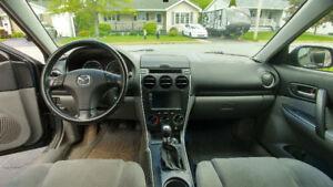 2006 Mazda 6 GS sport wagon