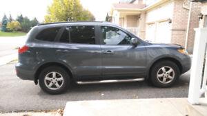 2008 Hyundai Santa Fe AWD  GLS 3.3L V6