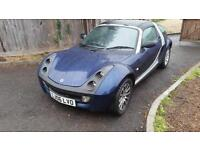 2006 Smart Roadster 0.7 Coupe