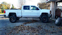 2015 Chevrolet Silverado 2500hd lifted diesel