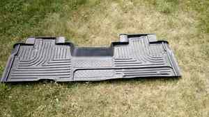 Husky Rear Floor liner 09-14 Ford F150 Ext Cab