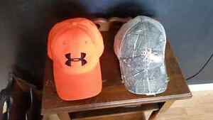 Browning and Underarmor hats never worn