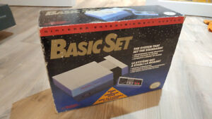 Original Nintendo NES *missing controller*