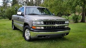 2000 Chev Silverado 1500 2WD Pickup Truck in Shellbrook