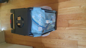 Figure skates and Zuca bag for moving sale