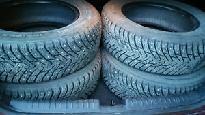 studed winter tires on sale