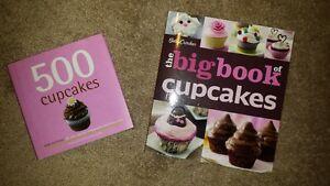 Cupcake Recipe Books for Sale! London Ontario image 1