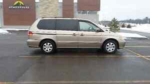 2004 Honda Odyssey EX Fourgonnette, fourgon