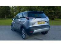 2019 Vauxhall CROSSLAND X 1.2 Turbo Sport Auto (s/s) 5dr SUV Petrol Automatic