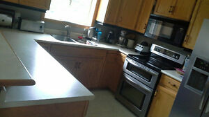 laminate kitchen top