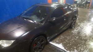 2004 supercharged ion redline rebuilt engine