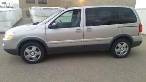 2008 Pontiac Montana SV6 Minivan, Van REMOTE START