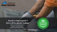 ROOF REPAIRS FREE ESTIMATES AND CONSULTATION