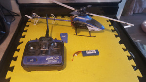 Blade SR rc helicopter