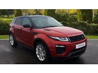 2017 Land Rover Range Rover Evoque 2.0 TD4 HSE Dynamic Lux 5dr Automatic Diesel