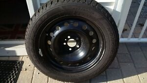 "18"" Goodyear Nordic Winter tires for Dodge/Chrysler"