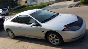 2000 Mercury Cougar Hatchback Coupe (2 door)