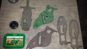 Lot of Antique John Deere Collectibles