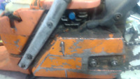 Small engine mechanic chainsaw, blowers, trimmers, lawnmowers