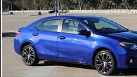 Looking for parts of Toyota Corolla 2015 S