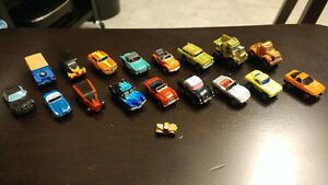 Vintage Micromachines cars