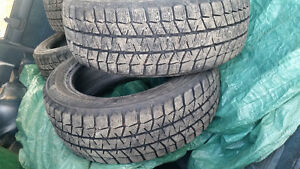 Four Sets Of Tires 2 Winters & 2 All Season Prince George British Columbia image 1