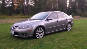 2007 mazda 6 for sale certified