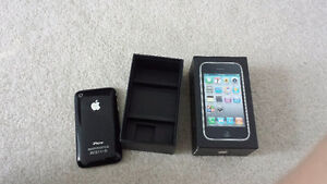 iphone 3G S  Black 8GB