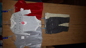 3-6 month clothes  $10 for all.