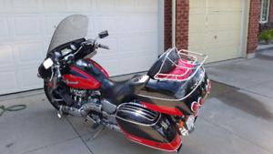 Honda Valkyrie Interstate 1500CF For Sale