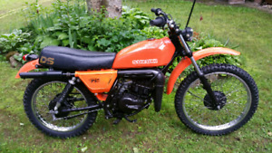1979 Suzuki ds125 showroom condition
