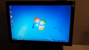 "Used Benq 20"" LCD Computer Monitor for Sale"