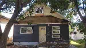 Gutted House & Lot for Sale or Trade