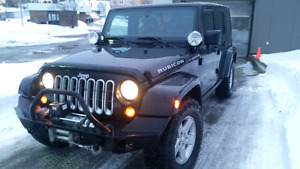 2012 Jeep Wrangler Rubicon Reduced for Quick Sale -  Was $36,500