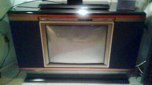 Classic Phillips Television- Vintage