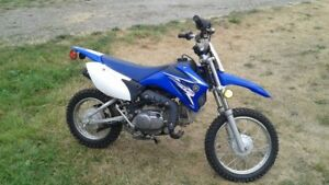 Yamaha TTR 110 dirt bike