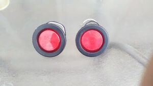 "A Pair of 2 & 1/2"" Marker / Clearence Lights"