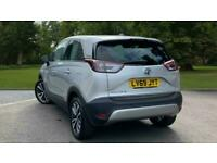 2019 Vauxhall CROSSLAND X 1.2 Elite 5dr SUV Petrol Manual