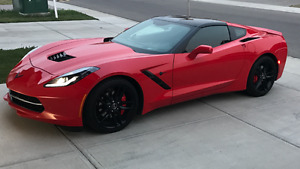 2015 Chevrolet Corvette 3LT Coupe (2 door)