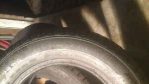 4 GISLAVED NORDFROST 5 SNOW/ICE TIRES (like new 90%)