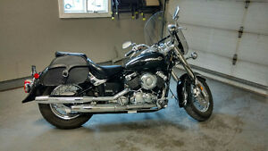 2000 Yamaha V-Star 650 Classic for sale
