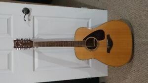 for trade Yamaha 12 strings guitar